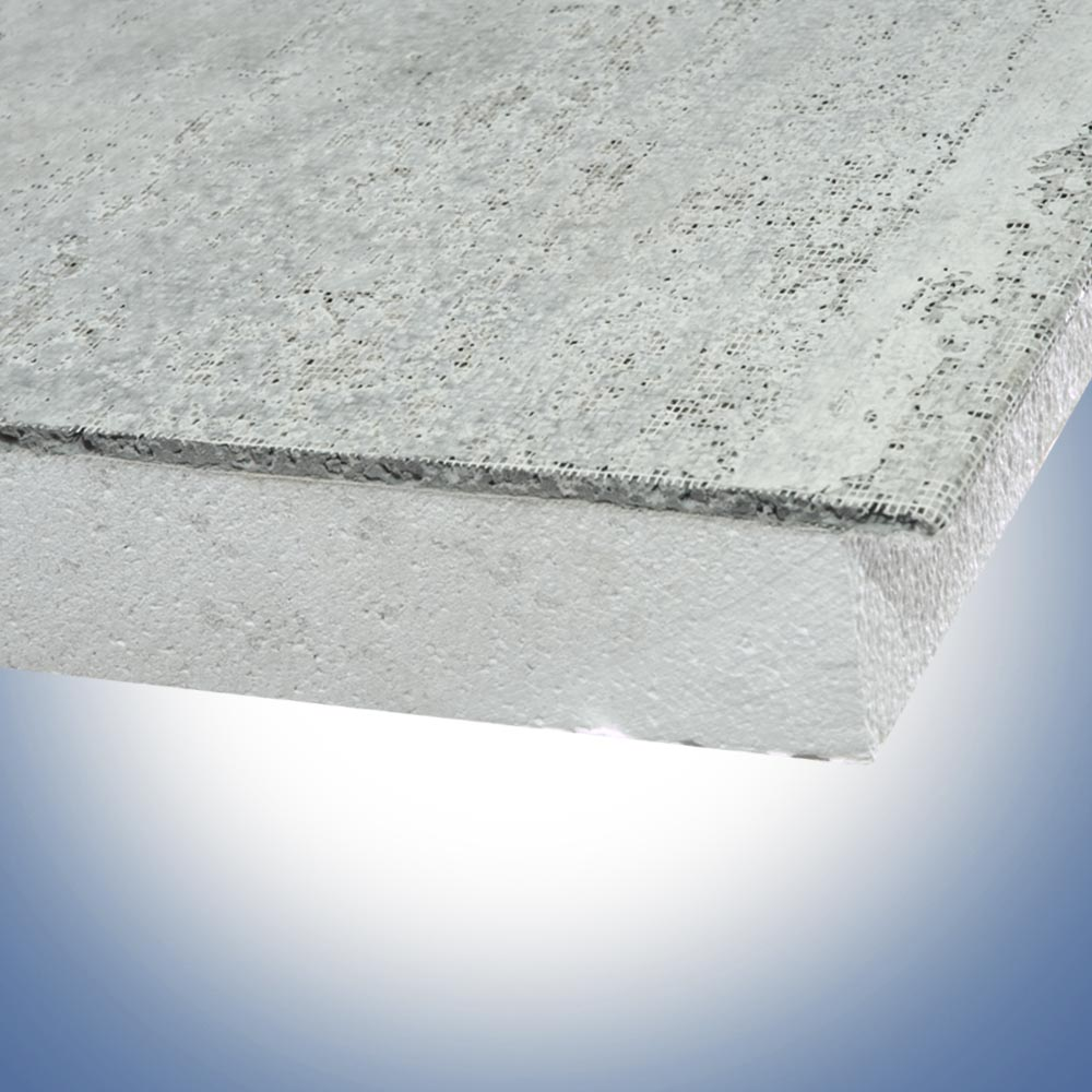 Concrete covered insulation images for Insulated concrete